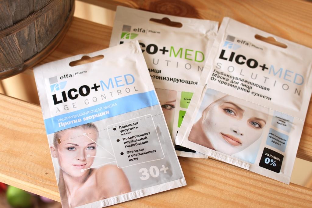 Elfa LICO+MED Маски для лица
