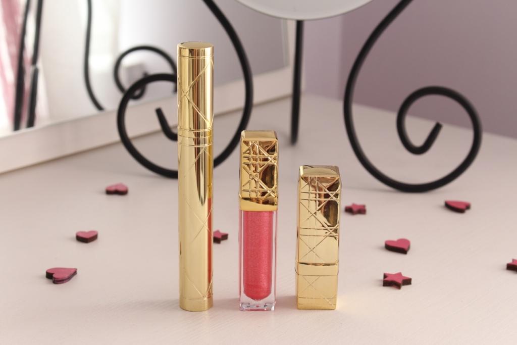 J'erelia Gold Декоративная косметика: тушь для ресниц, помада и блеск для губ