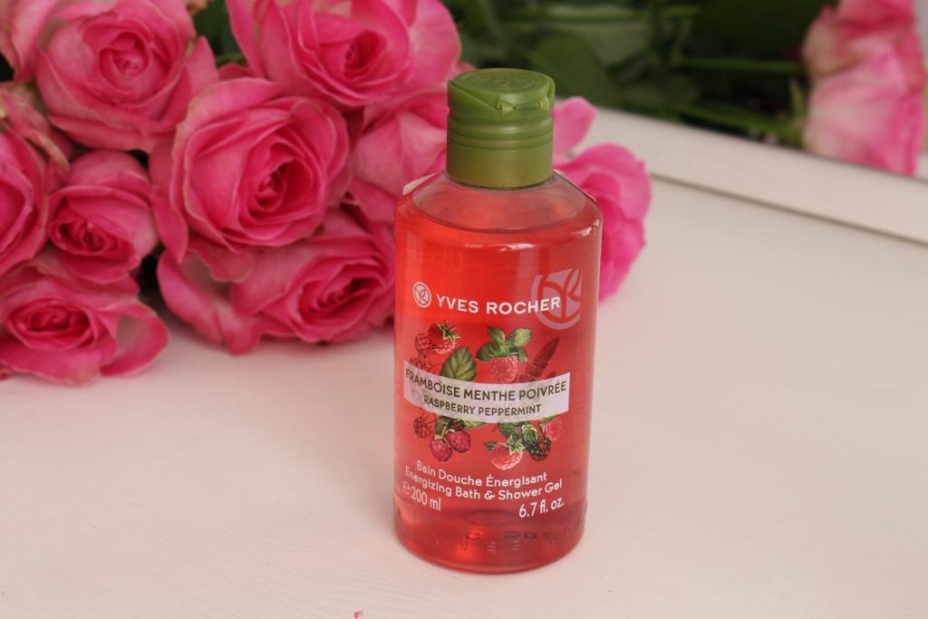 Yves Rocher Plaisirs Nature Raspberry Peppermint_3