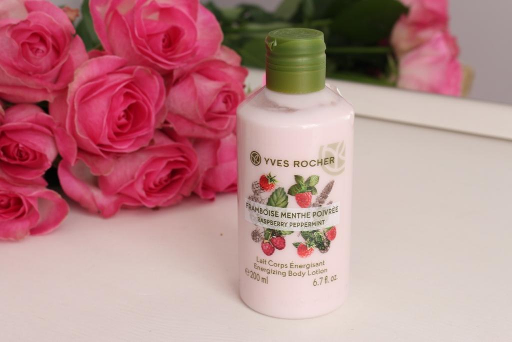 Yves Rocher Plaisirs Nature Raspberry Peppermint_4