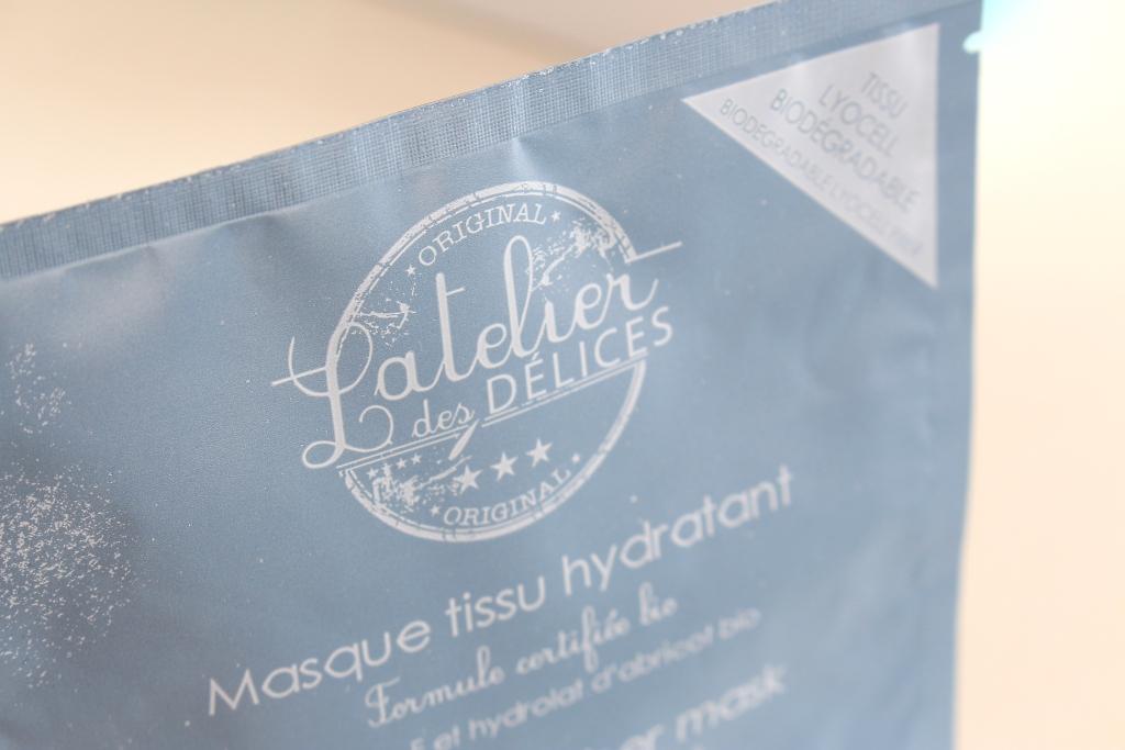 L'atelier Des Delices Moisturising Fiber Mask_3