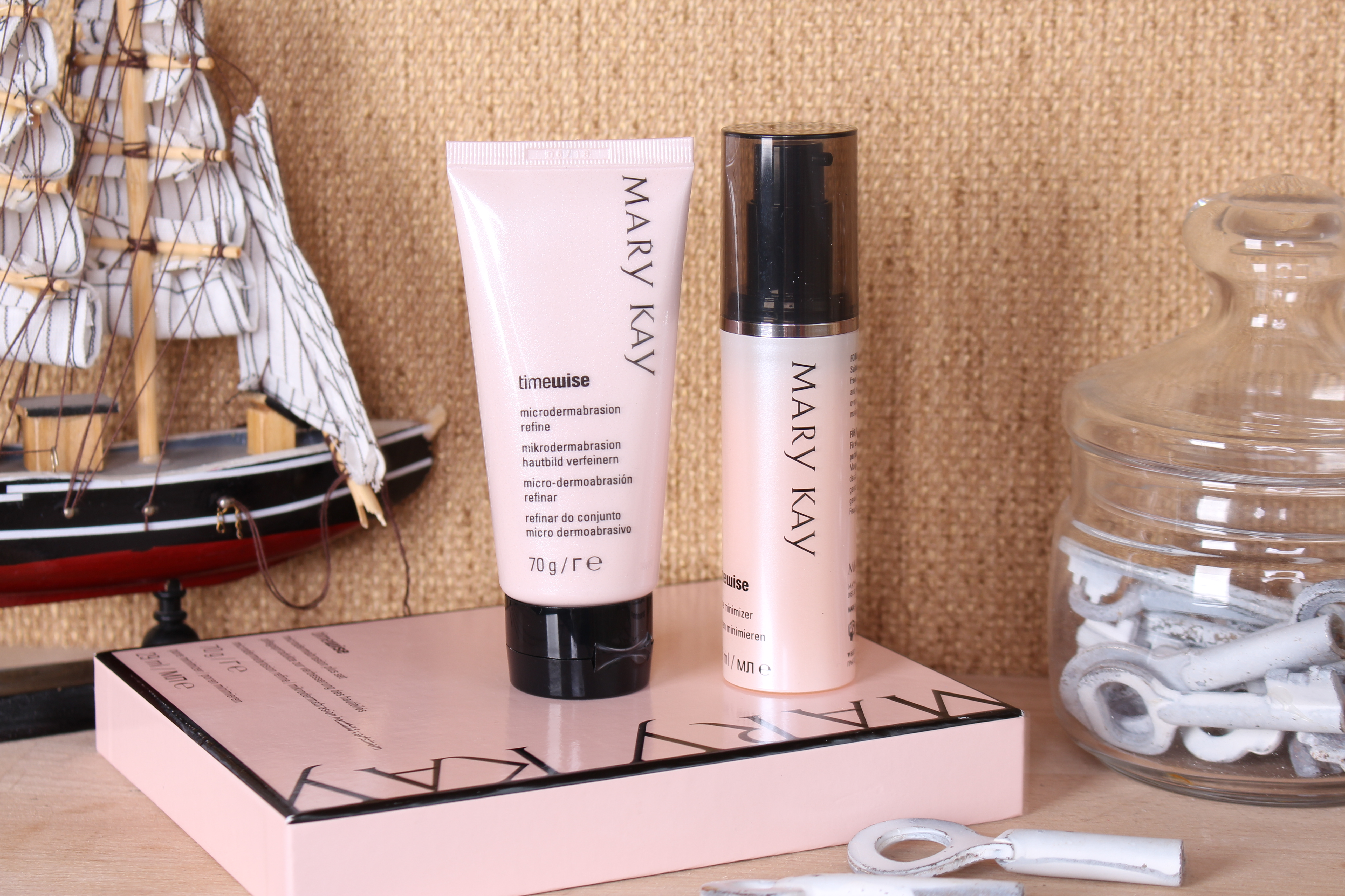 Mary Kay TimeWice Microdermabrasion Plus Set_2