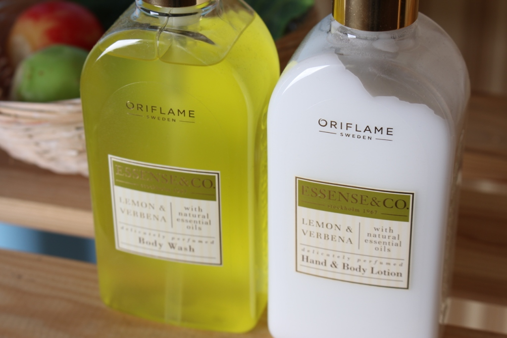 Oriflame Essense&Co Lemon&Verbena_2