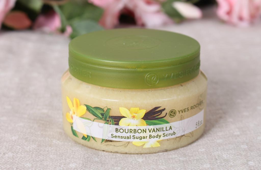 Yves Rocher Bourbon Vanilla_4