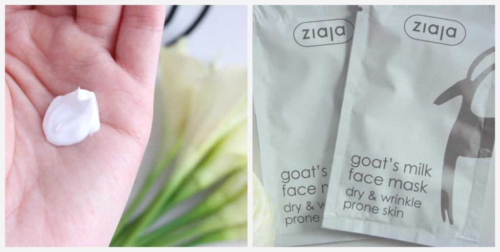 Ziaja Goat's Milk Face Mask_2