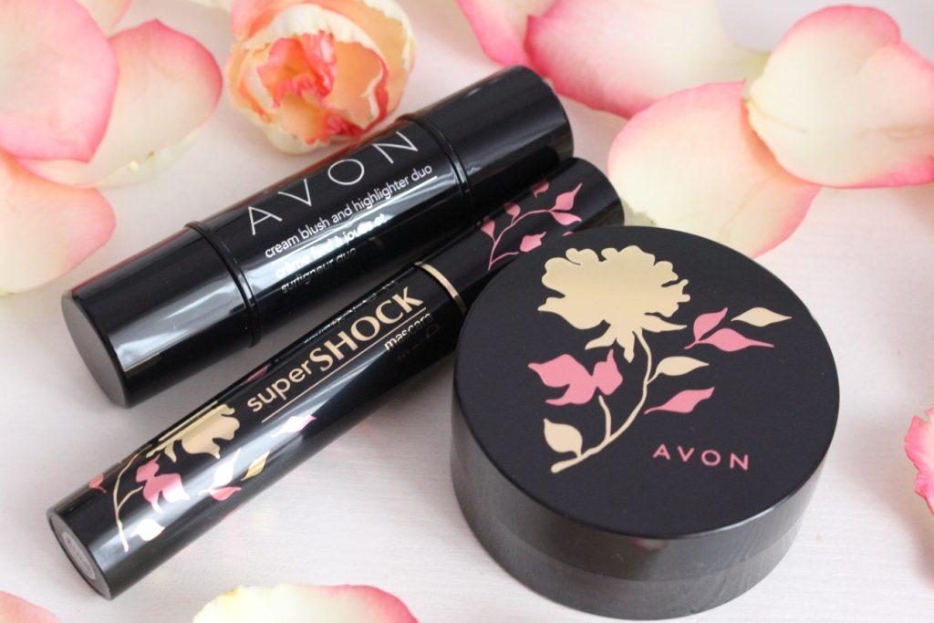 Avon декоративная косметика