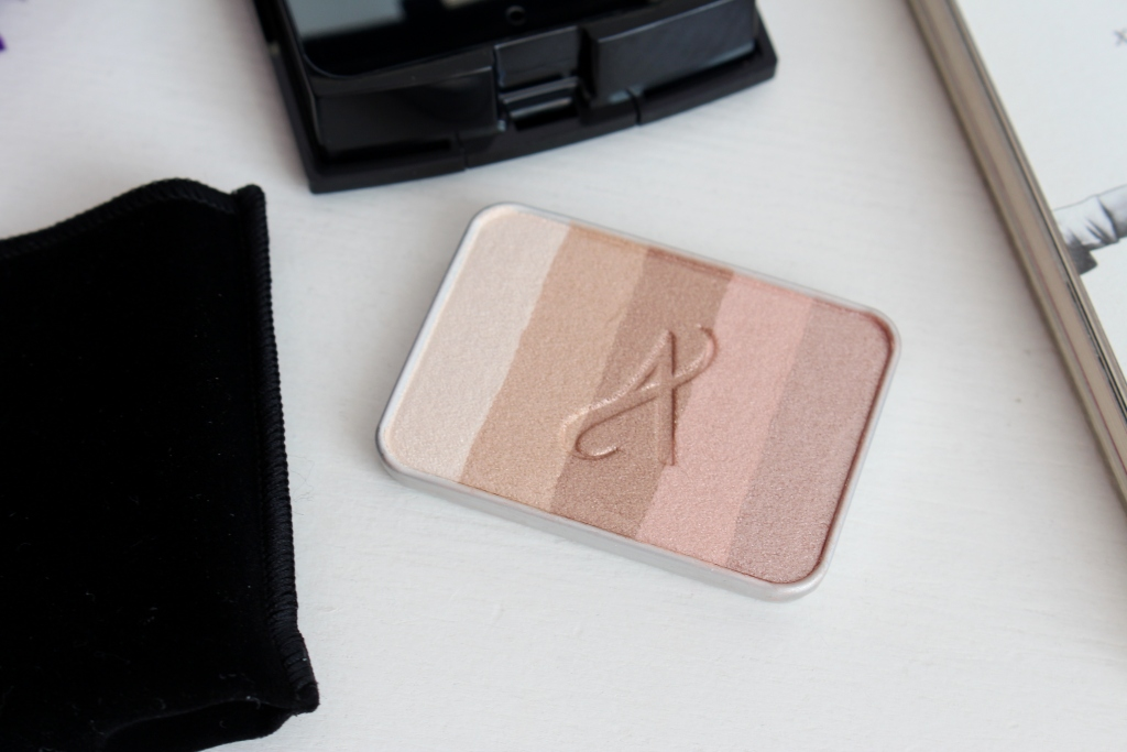 Artistry 3D Face Powder Sunkissed_11