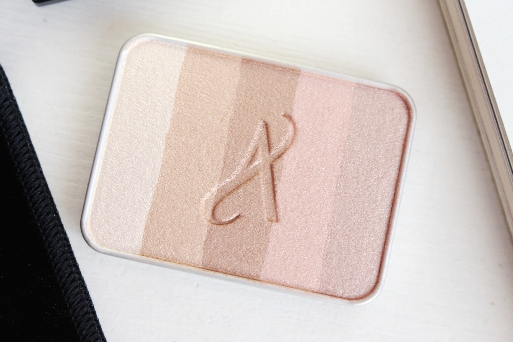Artistry 3D Face Powder Sunkissed_12