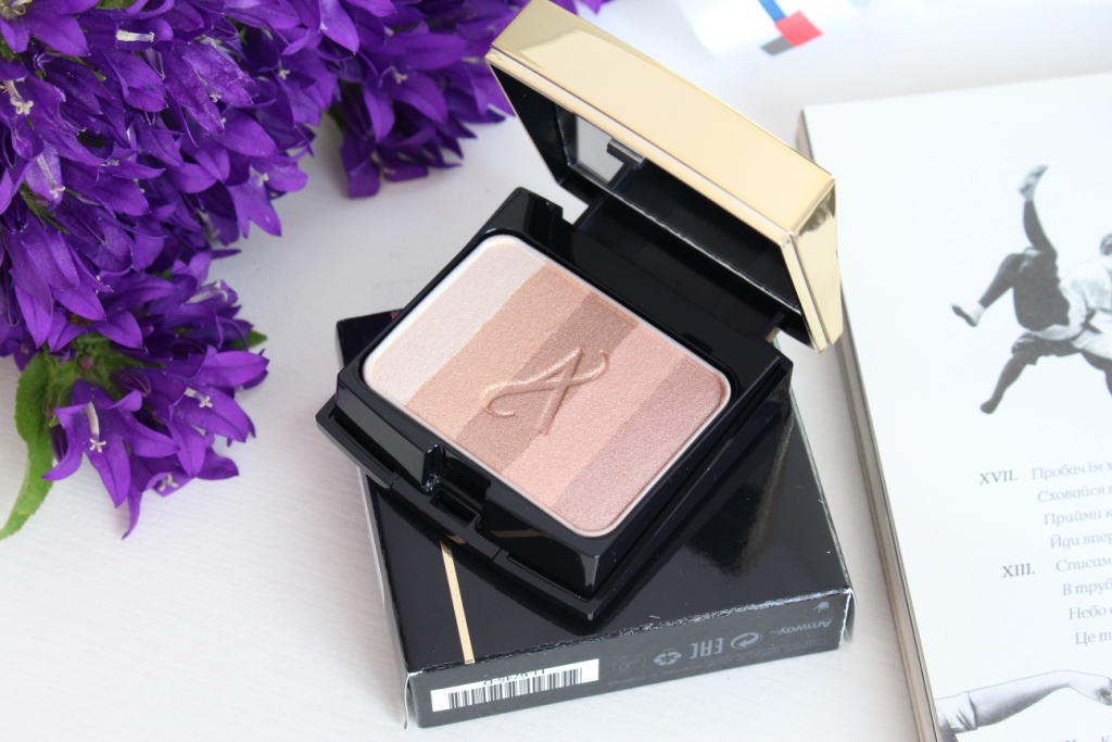 Artistry 3D Face Powder Sunkissed_8