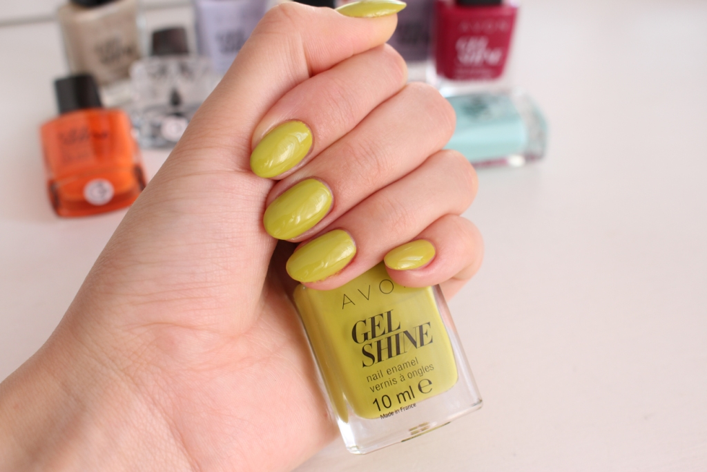 Avon Gel Shine_25