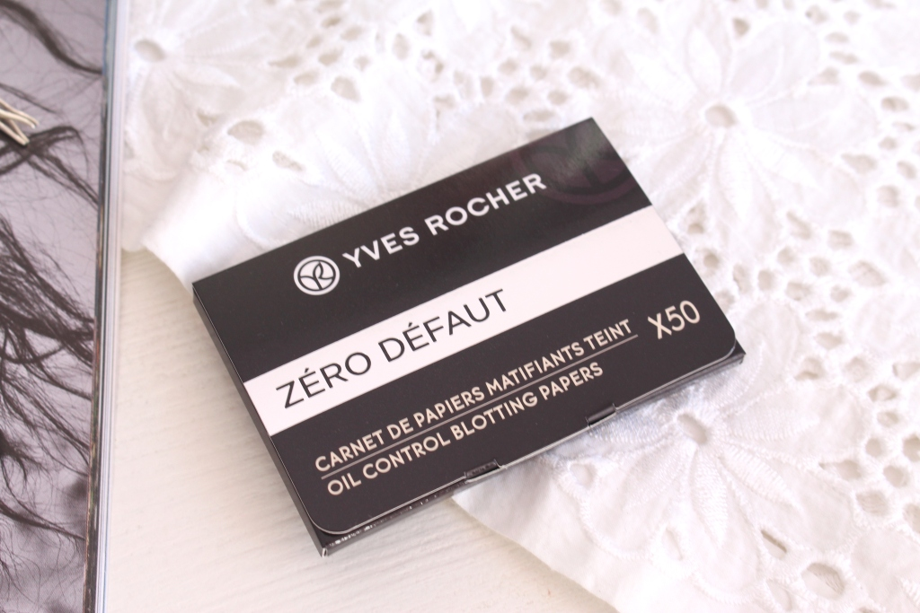 Yves Rocher Oil Control Blotting Papers (1)