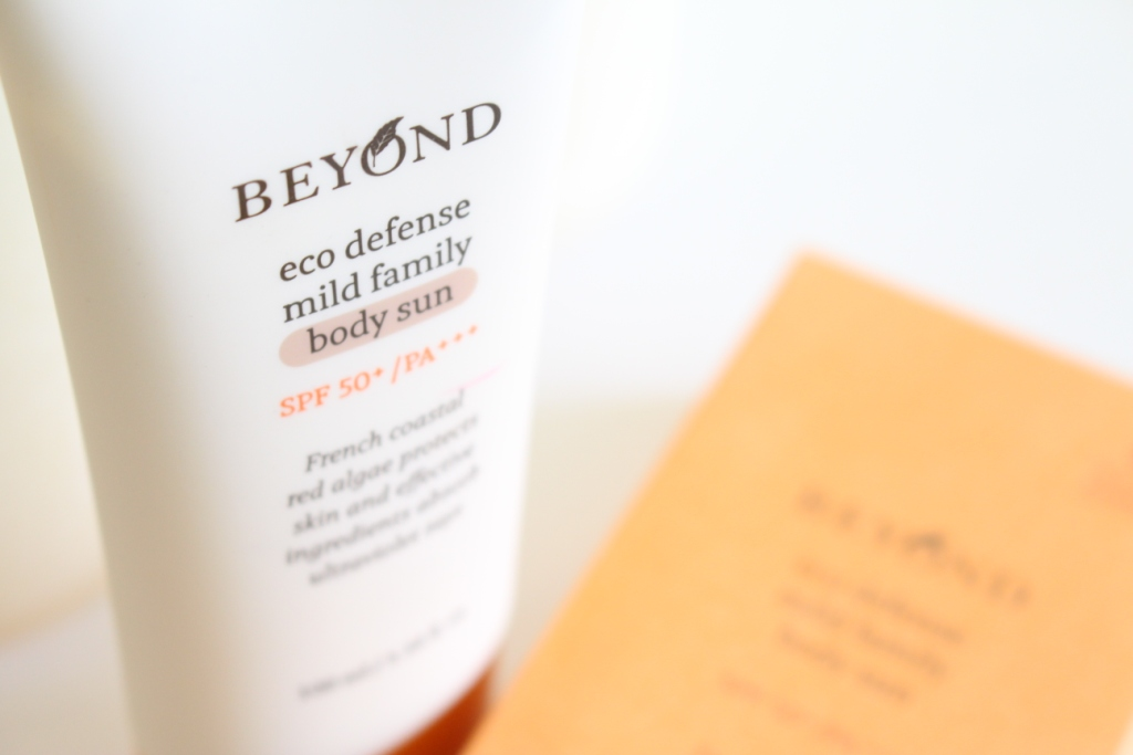 Beyond Eco Defense Mild Family Body Sun_4