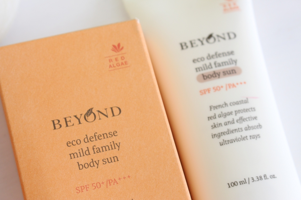Beyond Eco Defense Mild Family Body Sun_7
