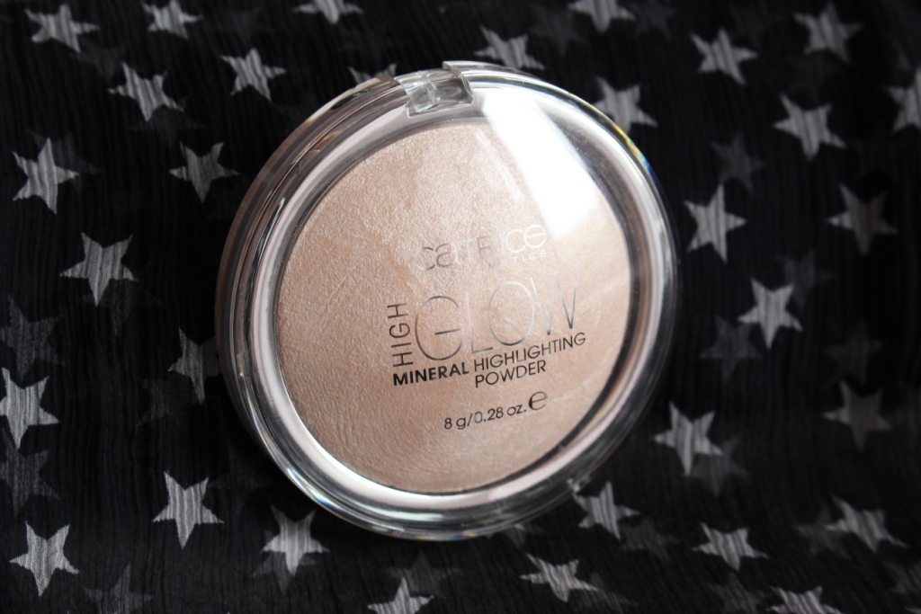 "Catrice High Glow Mineral Highlighting Powder ""010 Light Infusion"" Хайлайтер"