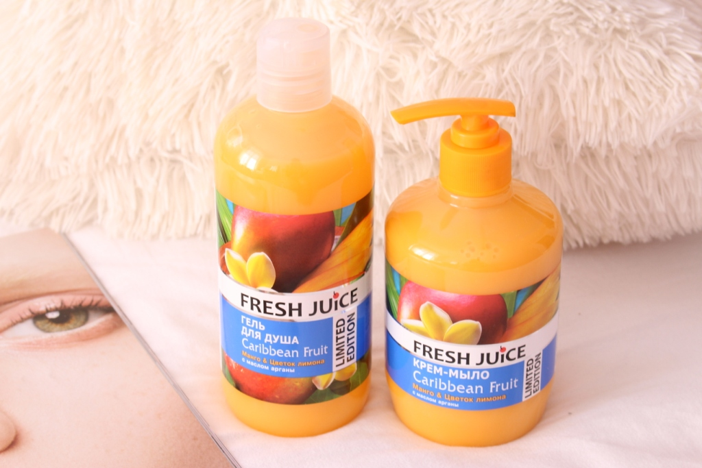 Fresh Juice Caribbean Fruit_8