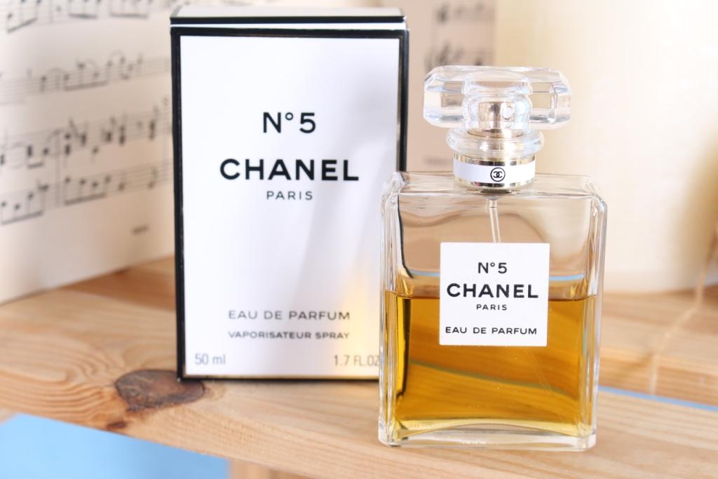 Chanel №5 Eau De Patfum Парфюмерная вода