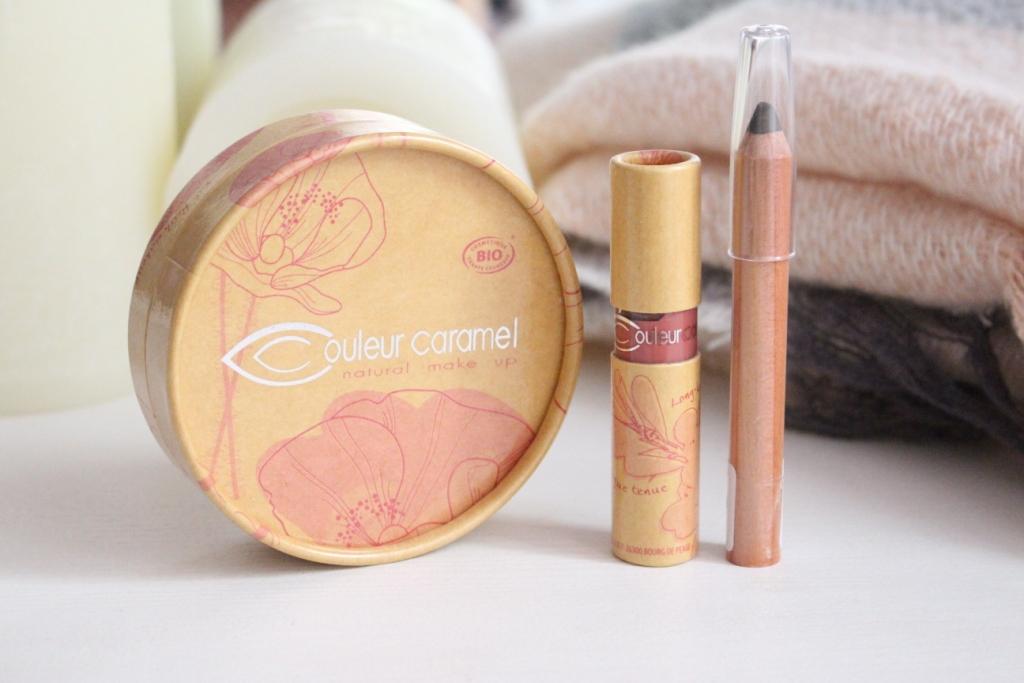 Couleur Caramel «Un Dimanche A Deauville» Коллекция декоративной косметики Осень/Зима 2016-2017