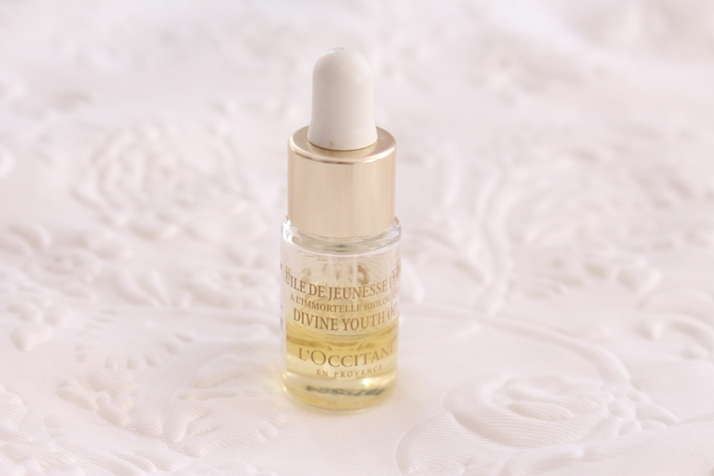 L'occitane Divine Youth Oil Божественное масло для лица