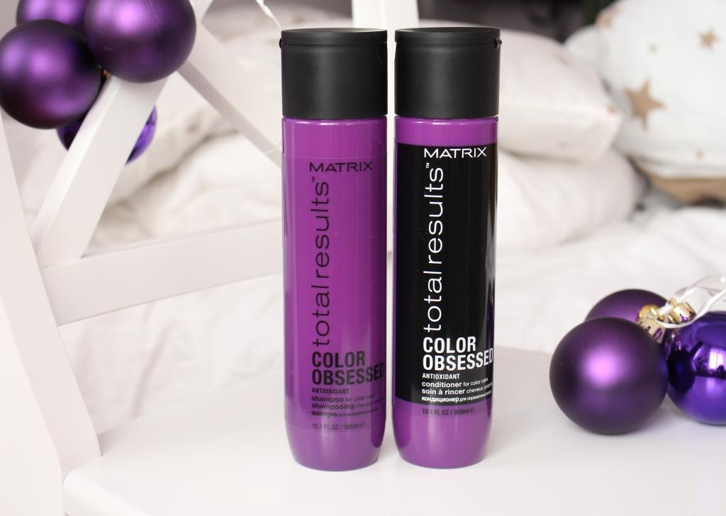 Matrix Total Results Color Obsessed Shampoo & Conditioner Шампунь и Кондиционер для окрашенных волос