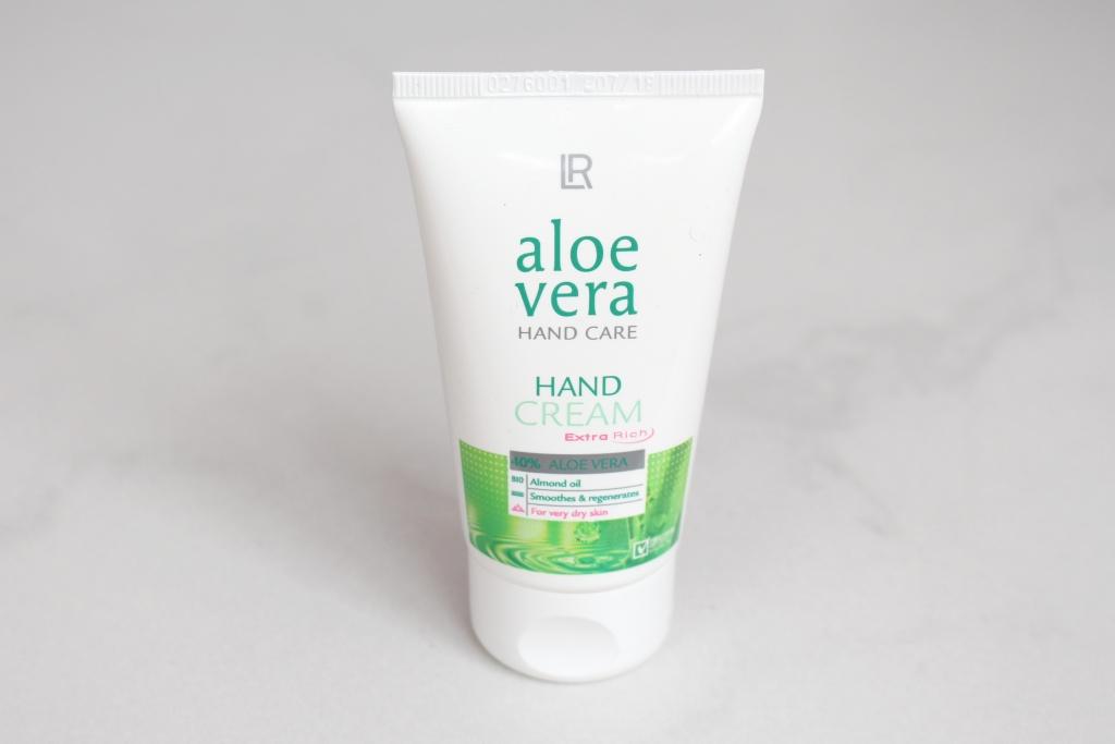 LR Health&Beauty Aloe Vera Hand Cream Extra Rich Крем для рук