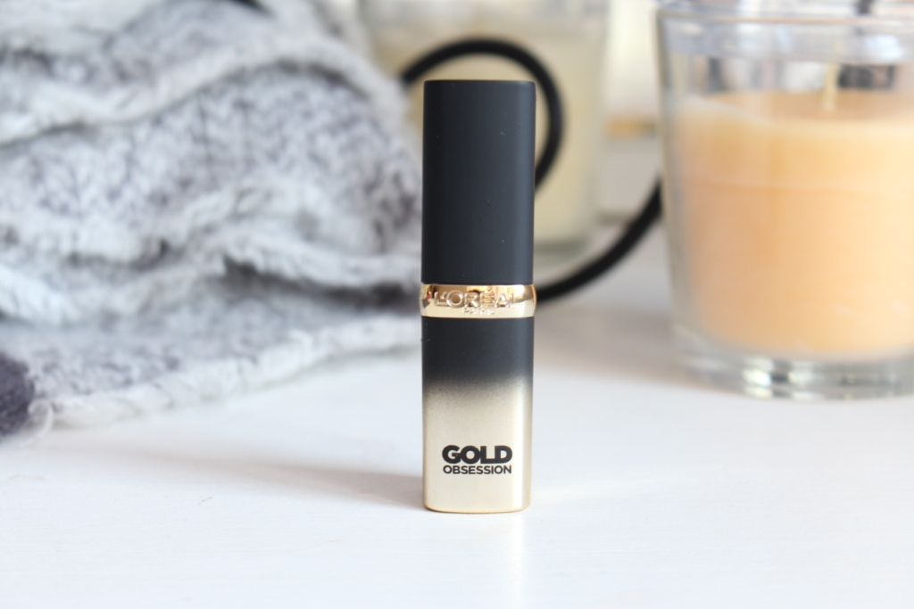 Loreal Color Riche Gold Obsession «Ruby Gold» Помада