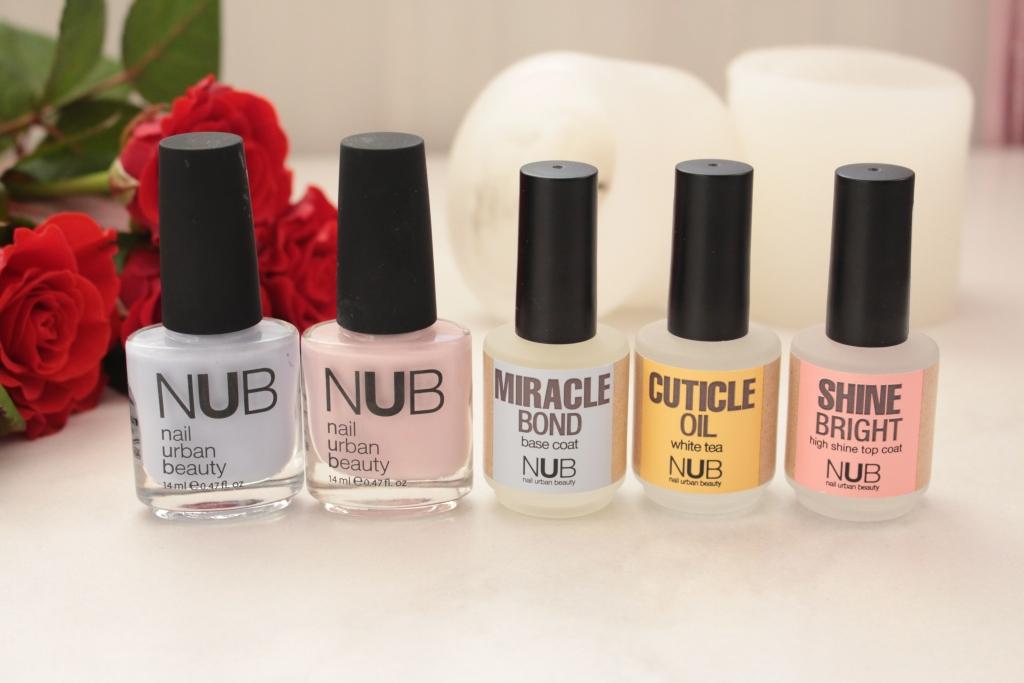 Знакомство с брендом NUB