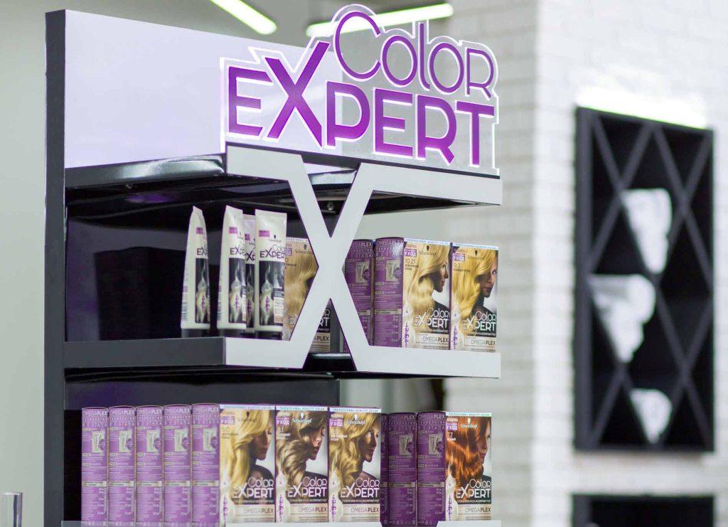 Презентация краски для волос Color Expert от Schwarzkopf