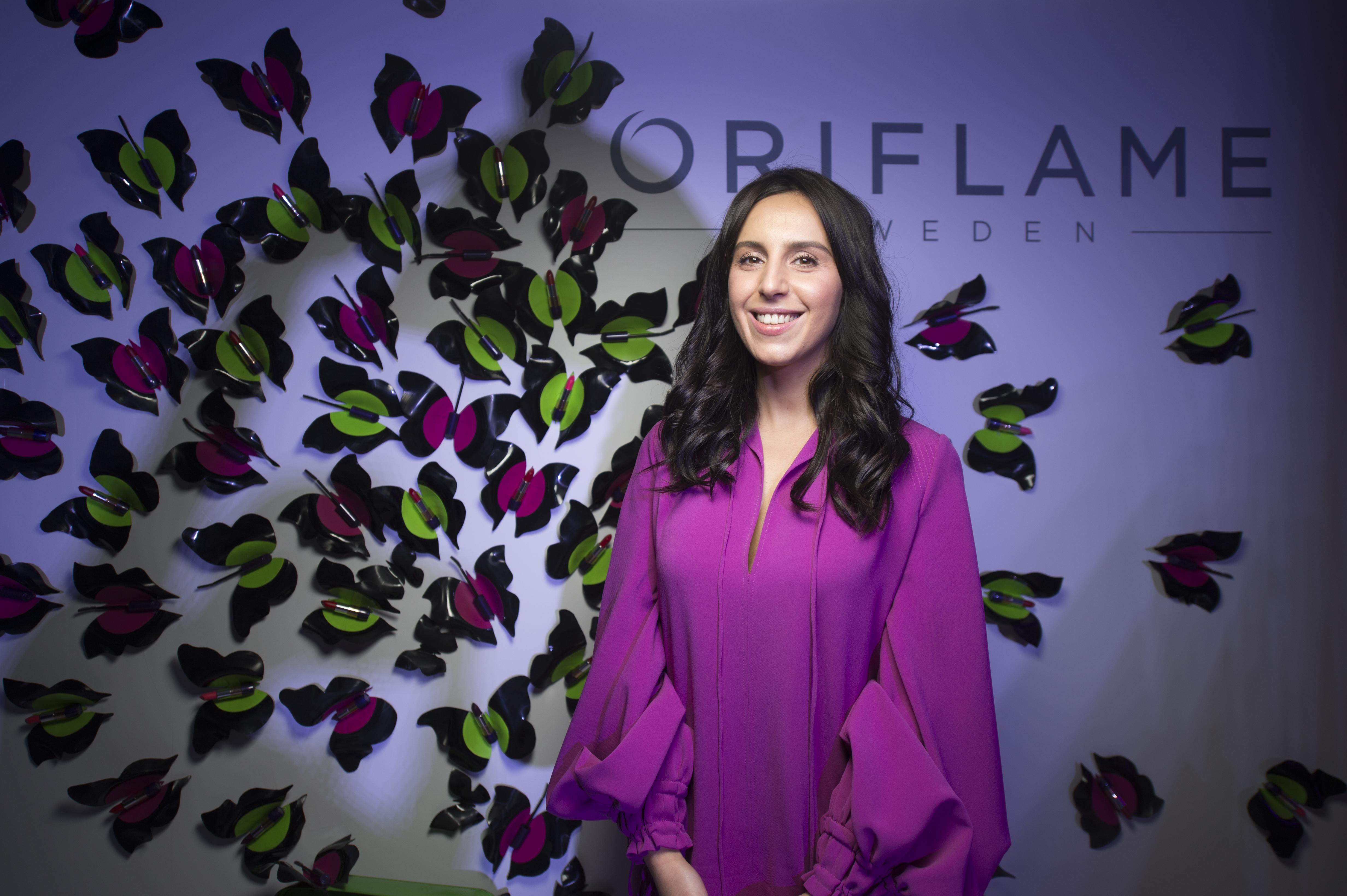 Jamala стала лицом бренда Oriflame Украина в рамках новой концепции «Красота как образ жизни»