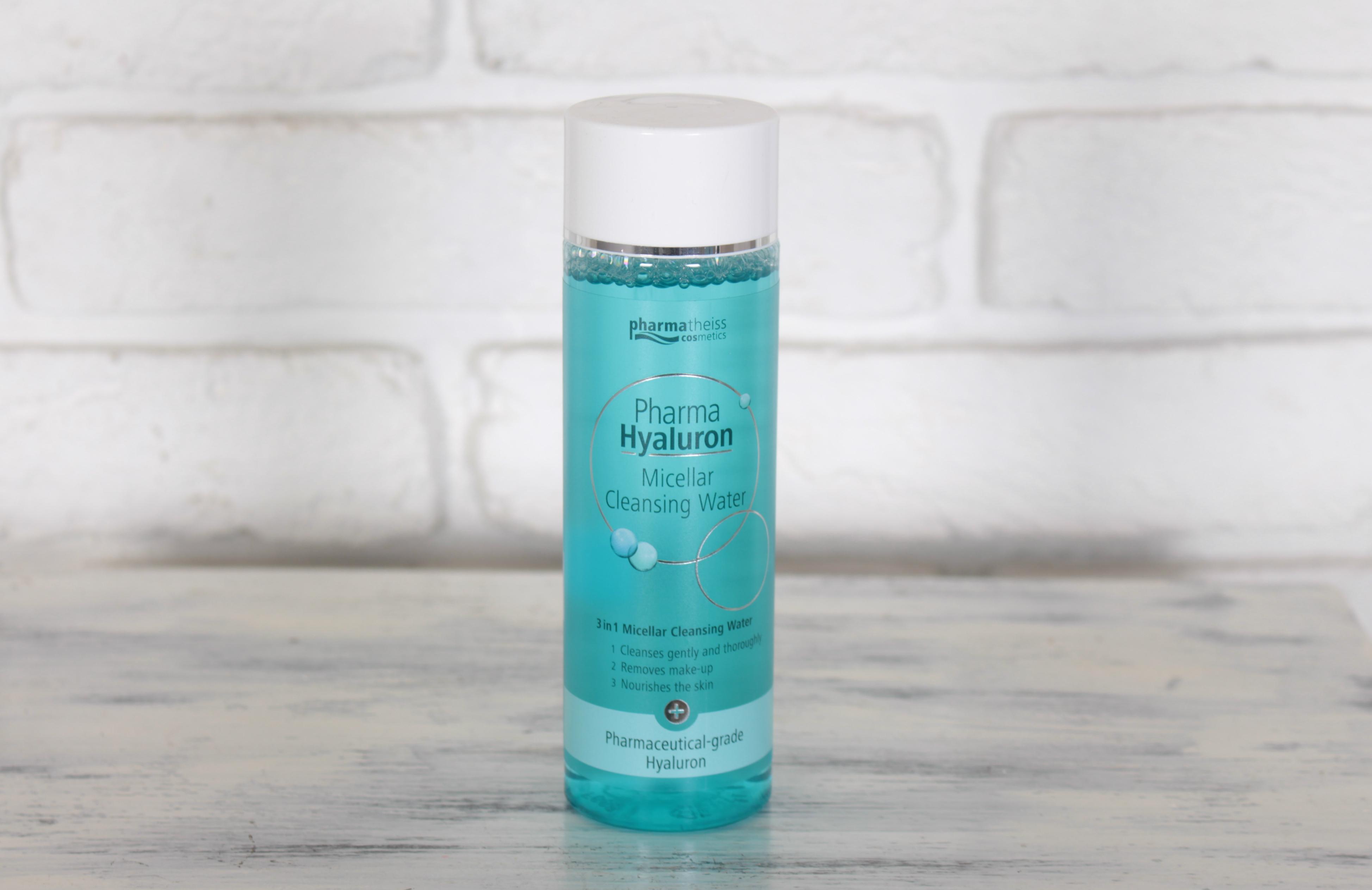 Pharmatheiss Cosmetics Pharma Hyaluron Micellar Cleansing Water Мицеллярная вода