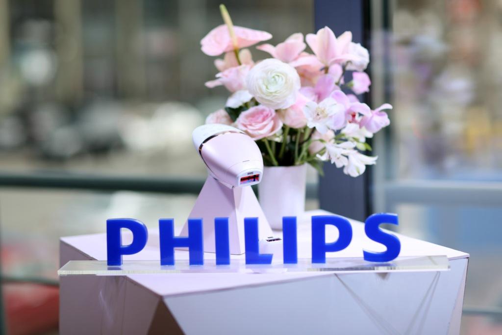 Презентация фотоэпилятора Philips Lumea