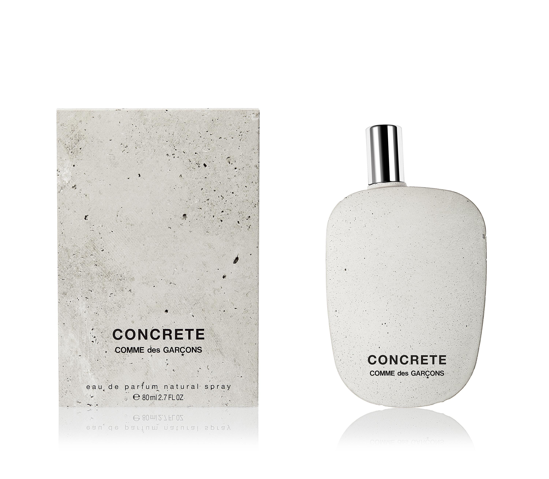 Новый аромат Comme Des Garçons Concrete
