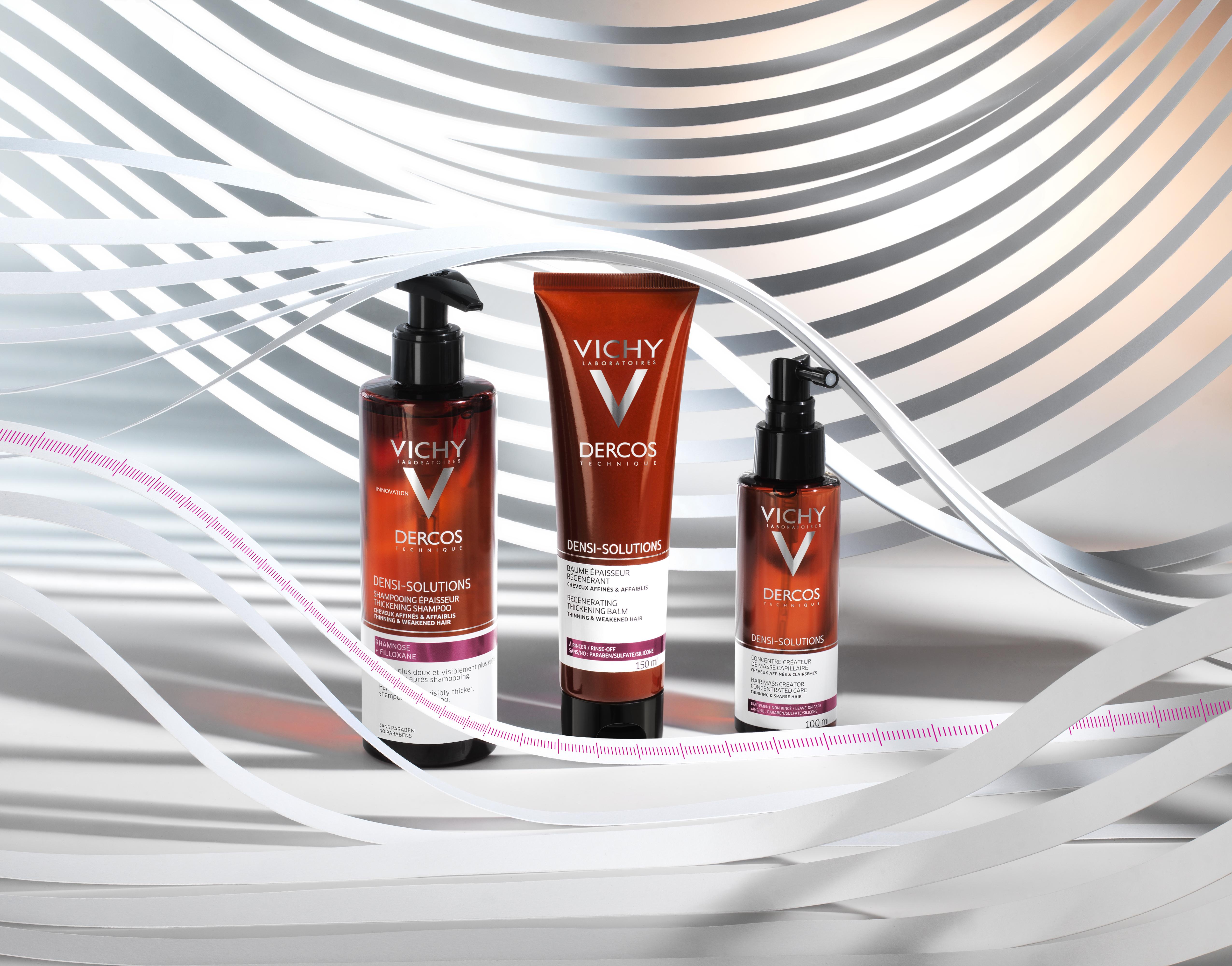 Инновация Dercos Densi-Solutions от Vichy