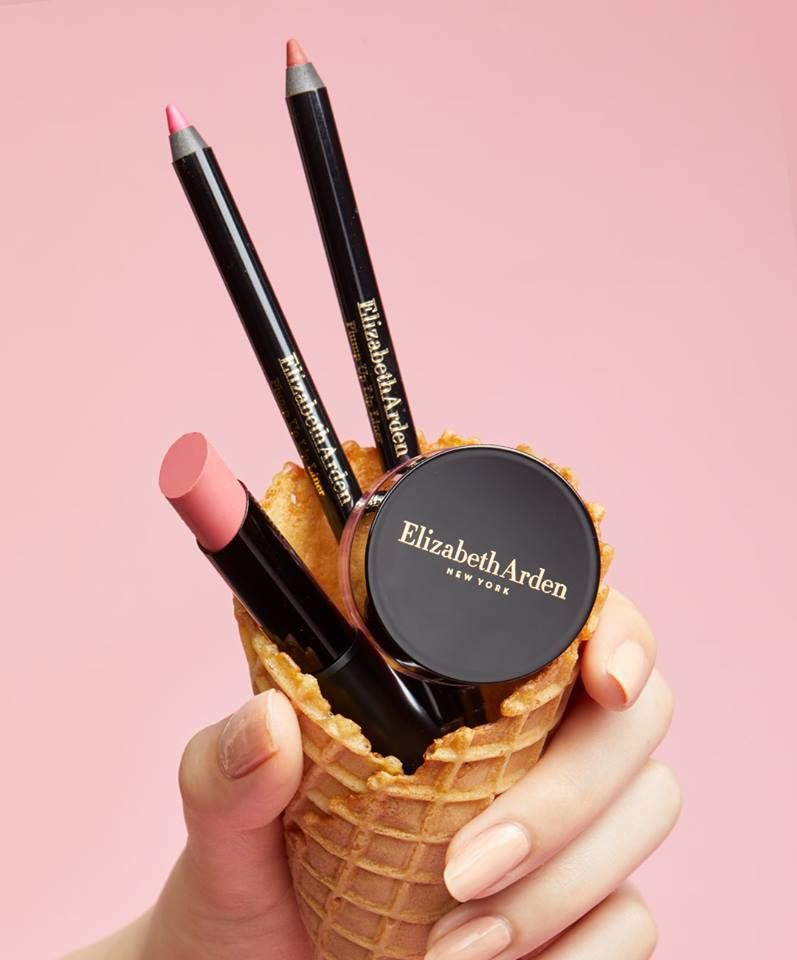 Elizabeth Arden Plush Up Lip Gelato & Plump Up Lip Liner