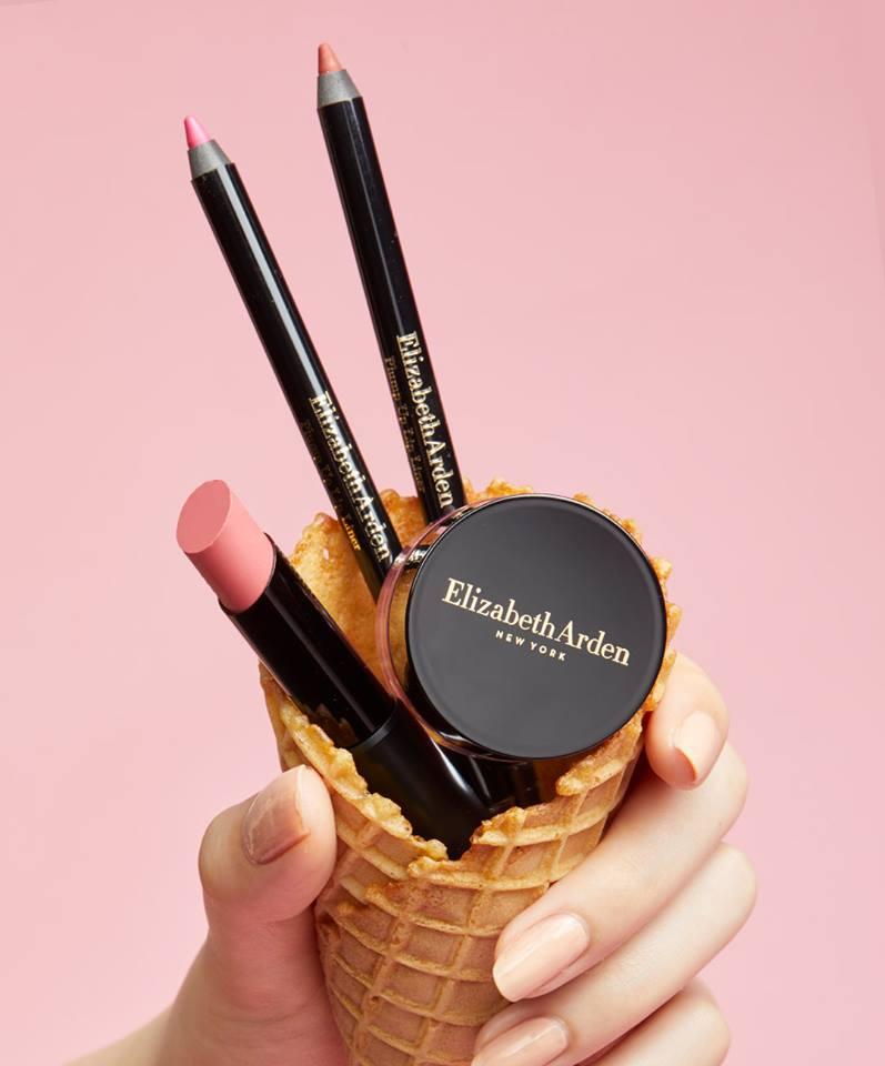 Elizabeth Arden Plush Up Lip Gelato & Plump Up Lip Liner