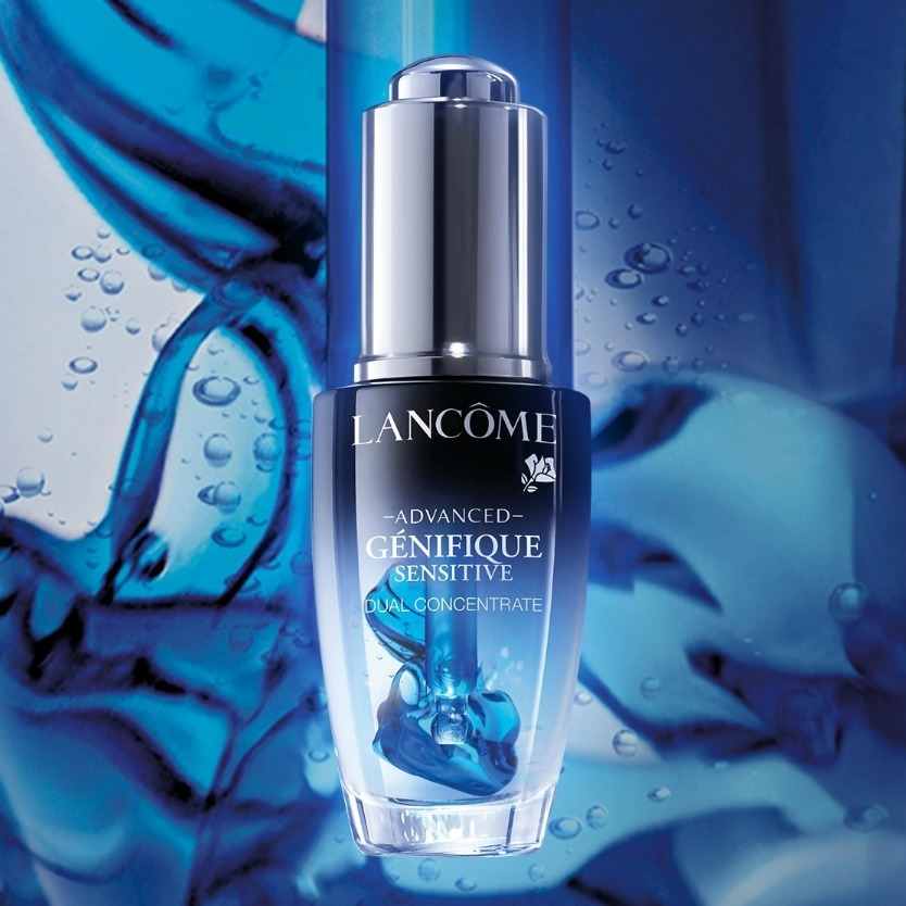 Новая сыворотка Advanced Genifique Sensitive от Lancome