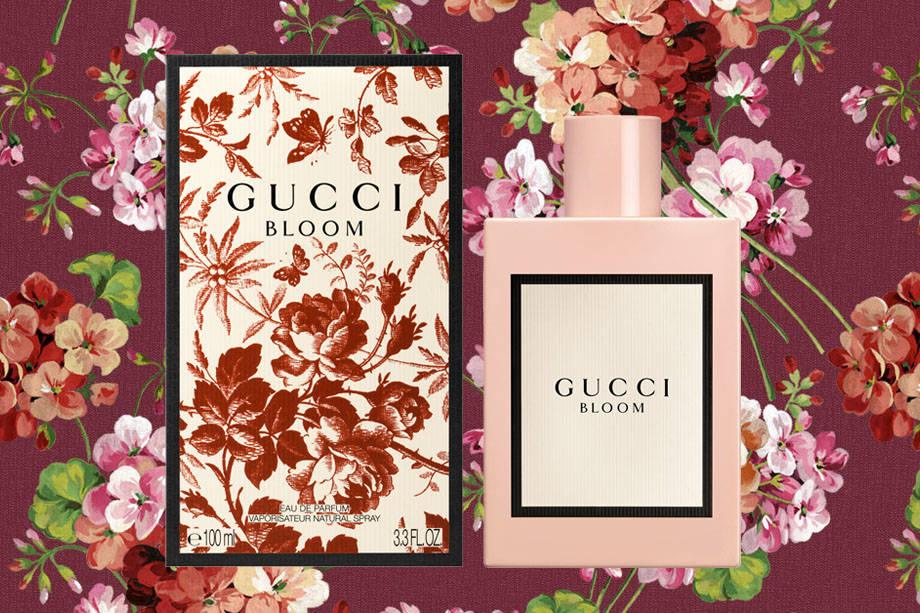 Gucci Bloom: первый аромат, созданный Алессандро Микеле