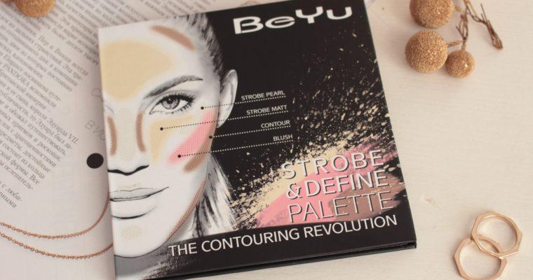 BeYu Strobe & Define Palette Палетка для контурирования лица