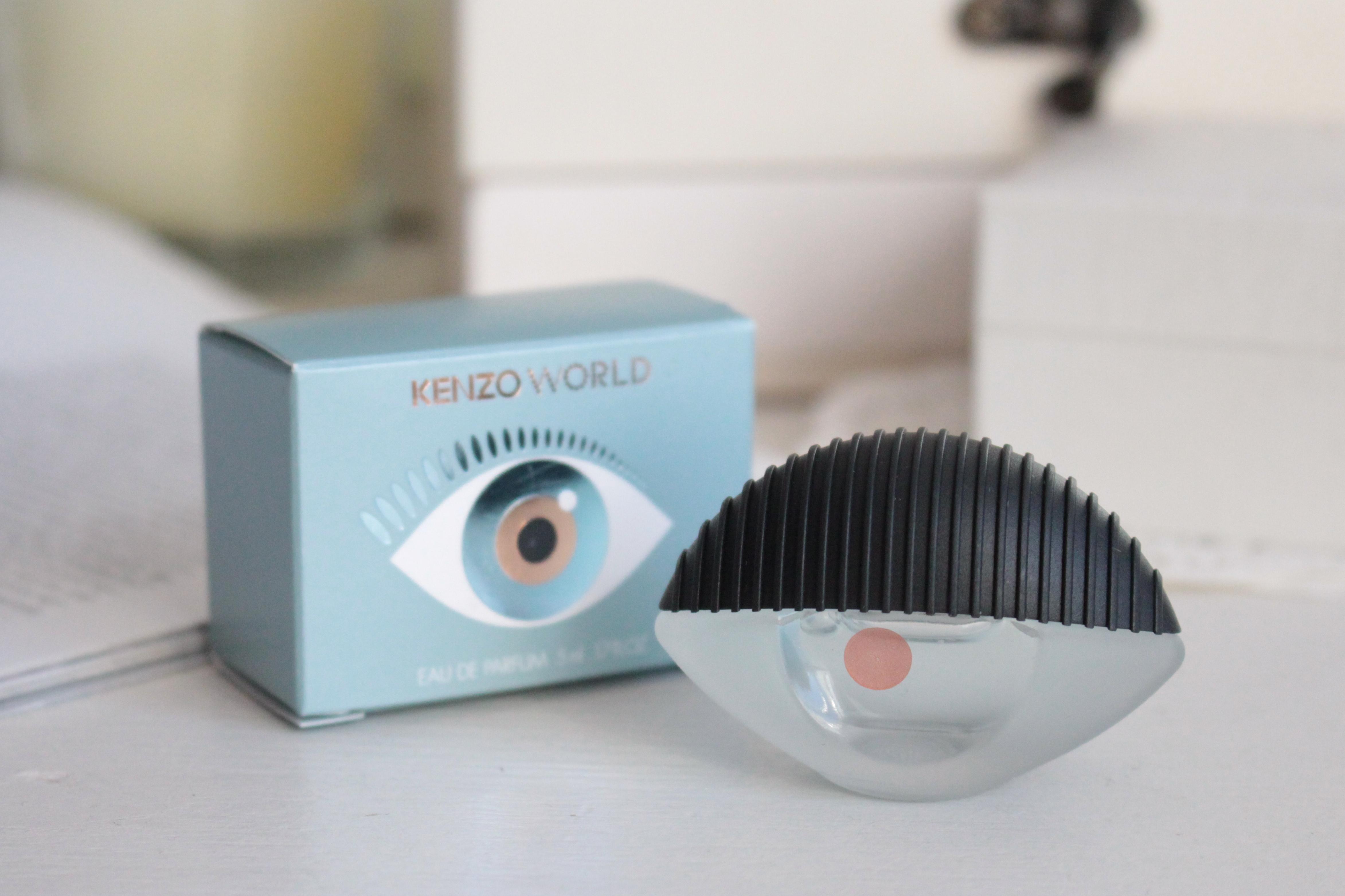 Kenzo World Eau De Parfum Парфюмерная вода