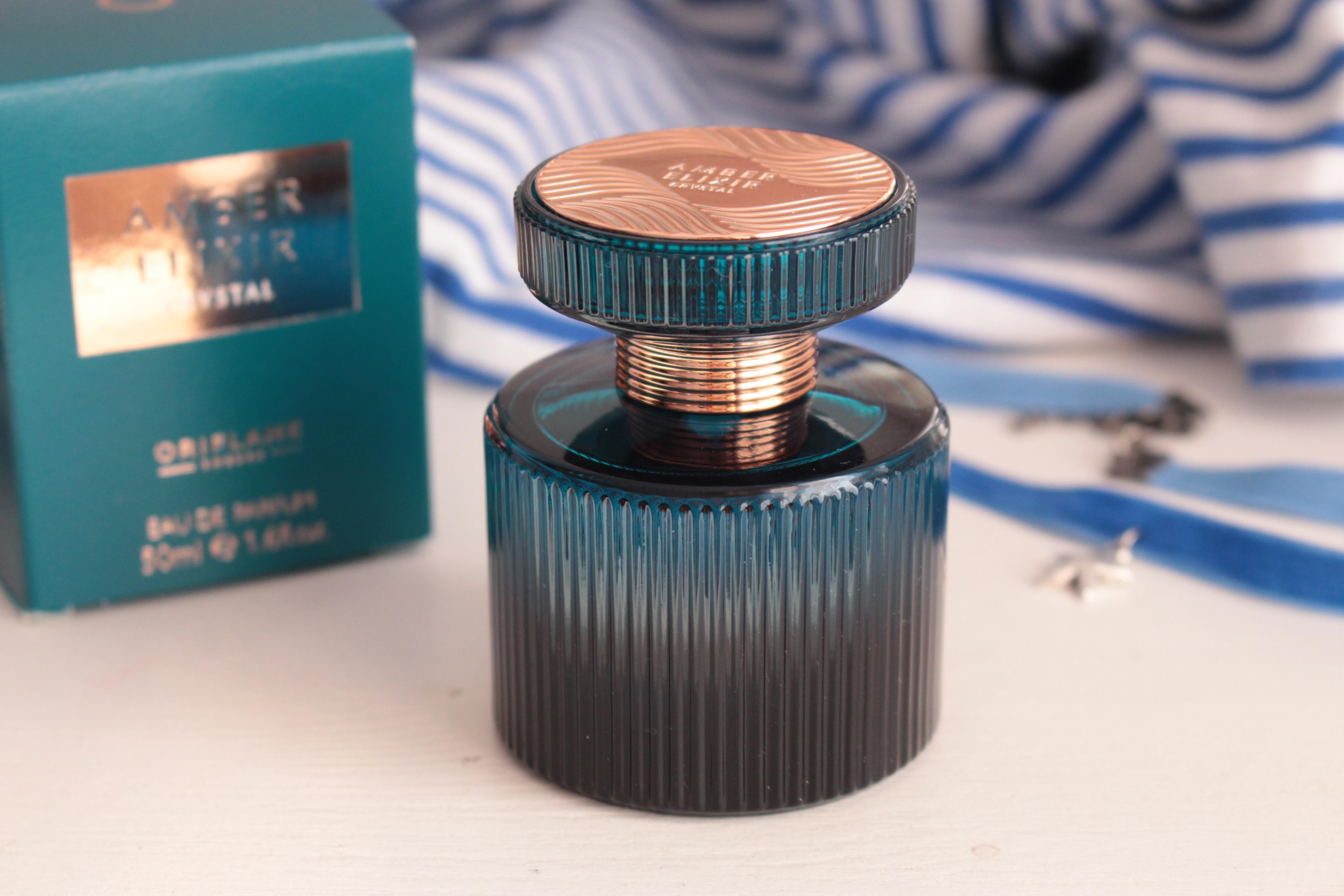Oriflame Amber Elixir Krystal Eau De Parfum Парфюмерная вода