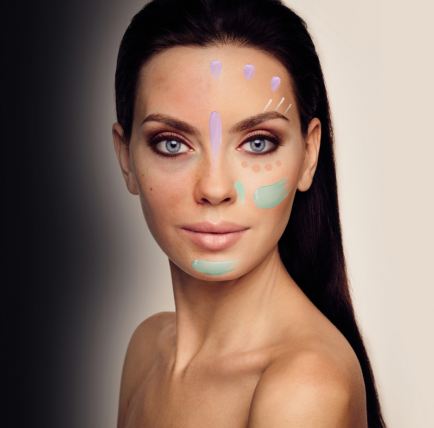 Make Up Factory Balance Of Colors