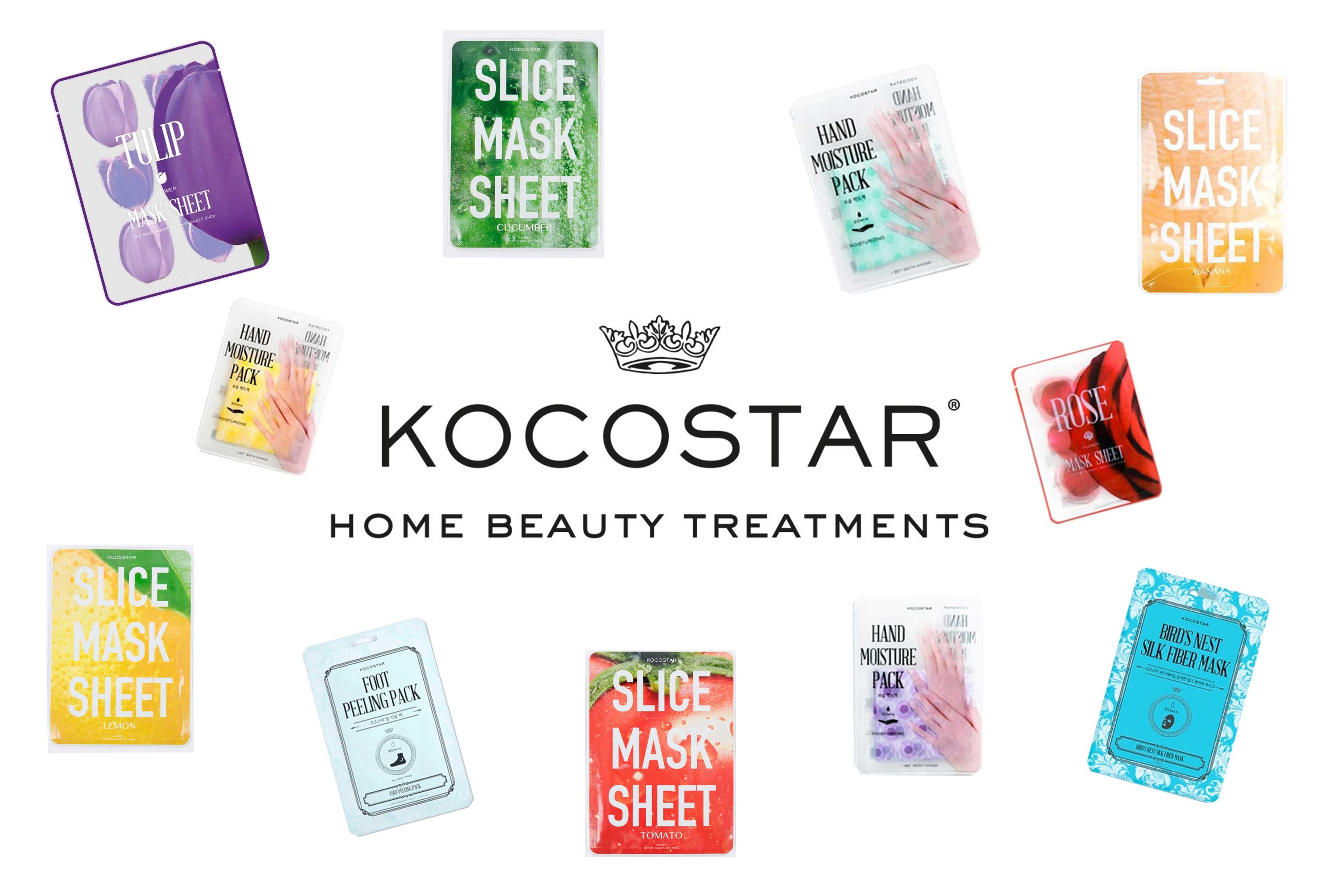 Kocostar Новый корейский  бренд в Украине