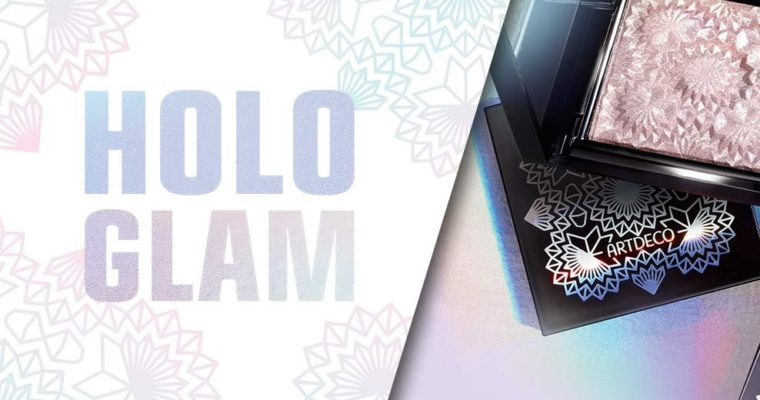 Коллекция Holo Glam от Artdeco