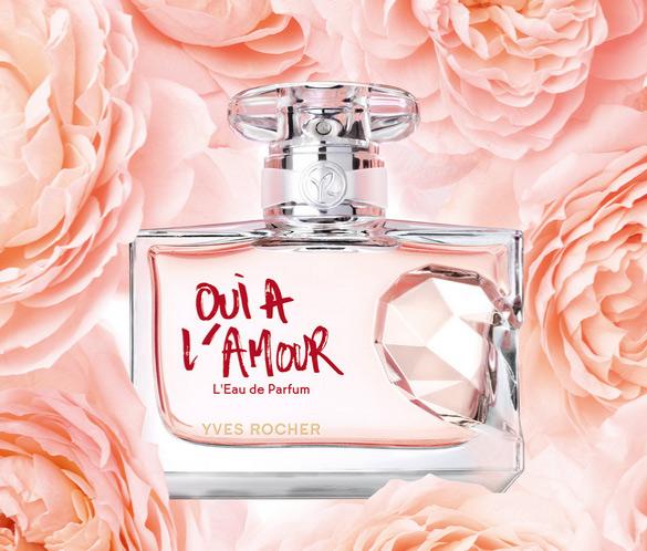 Парфюмированная Вода Oui A L'amour от Yves Rocher