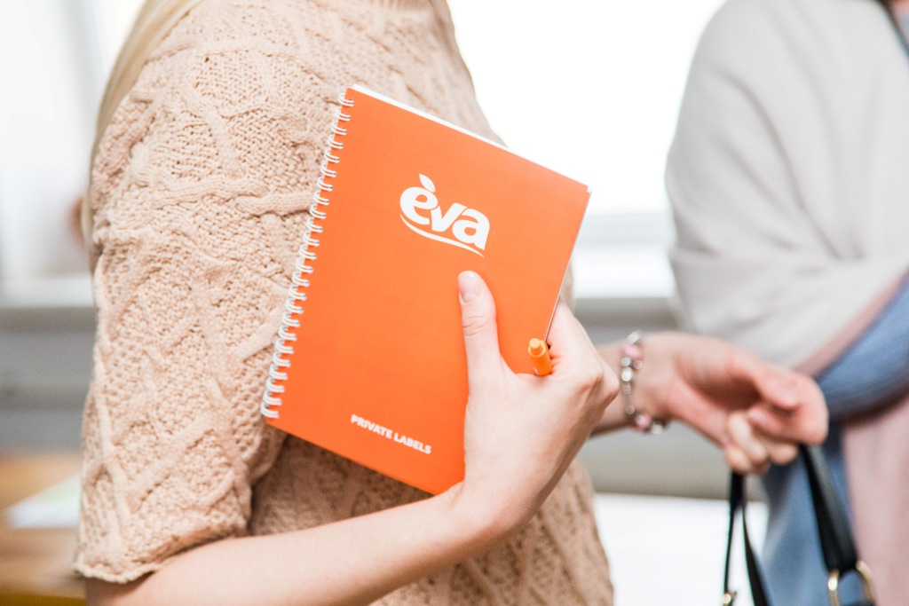 Пресс-тур сети магазинов EVA