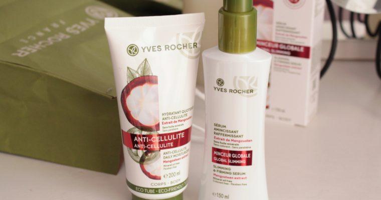 Yves Rocher Обновленные антицеллюлитные средства