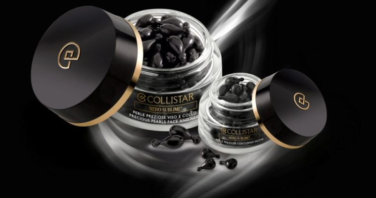 Collistar Precious Pearls Face and Neck & Eye Contour Area