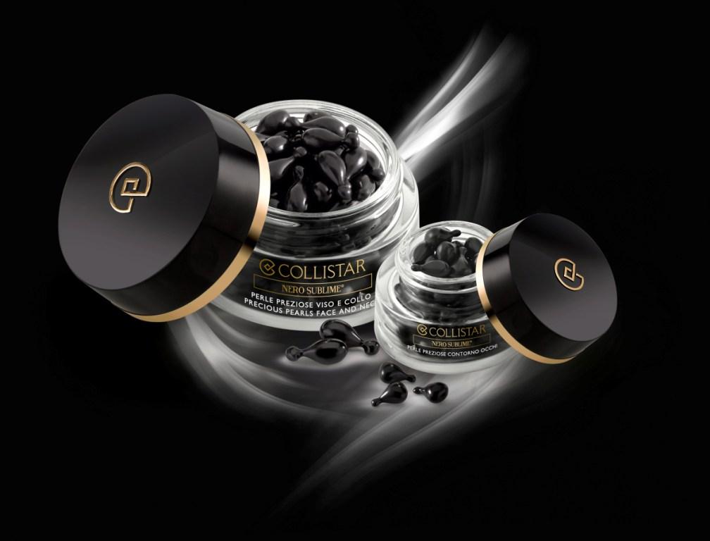 Collistar Precious Pearls Face and Neck & Eye Contour Area