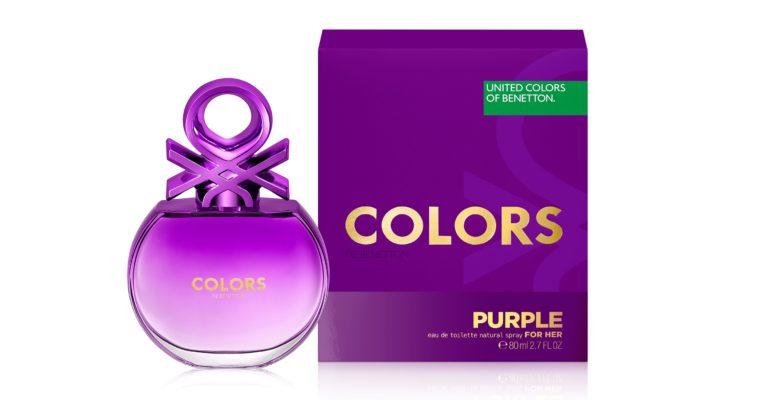 Пурпурный – новый цвет от United Colors Of Benetton