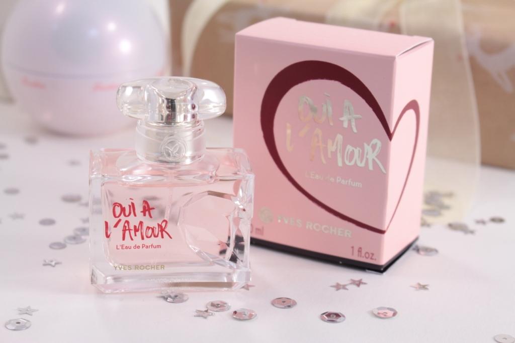 Yves Rocher Oui A L'amour Eau De Parfum Парфюмерная вода