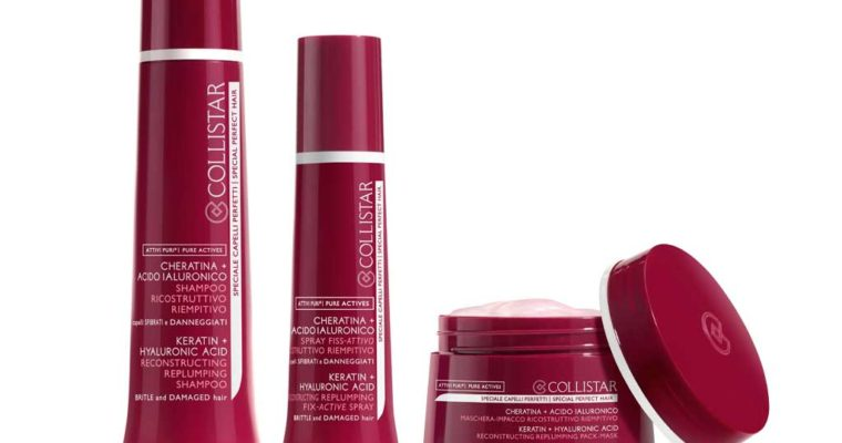 COLLISTAR PURE ACTIVES REPLUMPING LINE